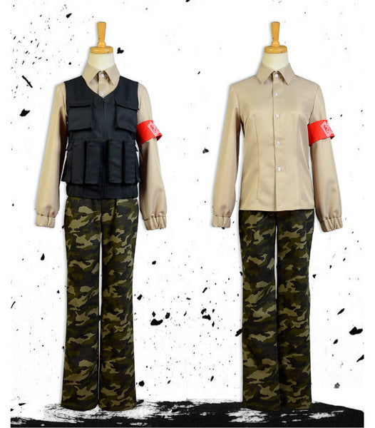 Aoharu x Machinegun Tōru Yukimura Uniform Cosplay Kostüm