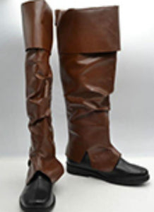 Assassin's Creed Unity Arno Dorian Cosplay Stiefel Schuhe