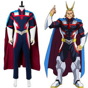 Boku no Hero Academia My Hero Academia:Two Heroes Young All Might Cosplay Kostüm Jumpsuit