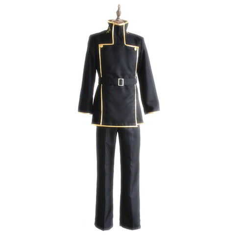 Code Geass: Lelouch of the Rebellion Lelouch Lamperouge Cosplay Kostüm Uniform Herren