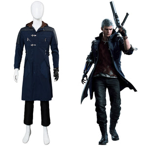 DMC 5 Devil May Cry V-nero nur Mantel Cosplay Kostüm