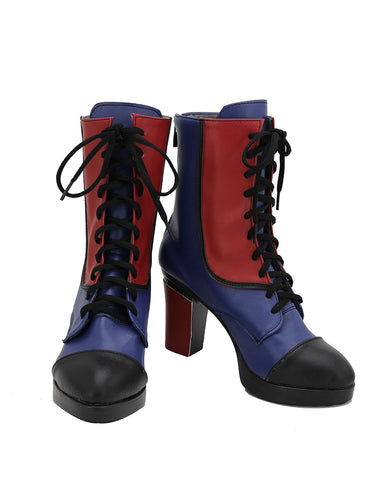 Descendants 3 Evie Cosplay Schuhe Stiefel