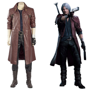 Devil May Cry 5 Devil May Cry V Dante Set Cosplay Kostüm NEU