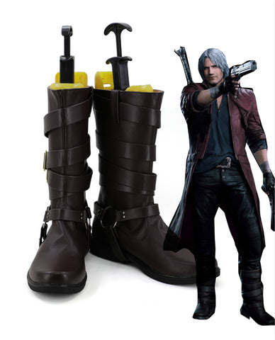 Devil May Cry 5 Devil May Cry V Dante Stiefel Cosplay Schuhe