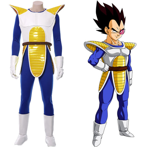 Dragon Ball Z Vegeta DNZ Vegeta Cosplay Kostüm