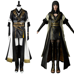 FF15 Final Fantasy XV Gentiana Outfit Cosplay Kostüm