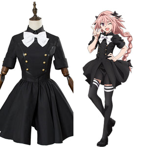 Fate/Apocrypha Epilogue Event Astolfo Kleid Cosplay Kostüm