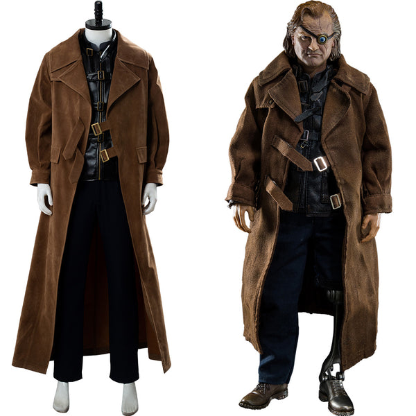 Harry Potter Mad-Eye Alastor Moody Cosplay Kostüm