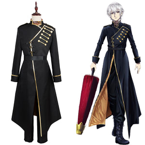 K Seven Stories Isana Yashiro Cosplay Kostüm Set