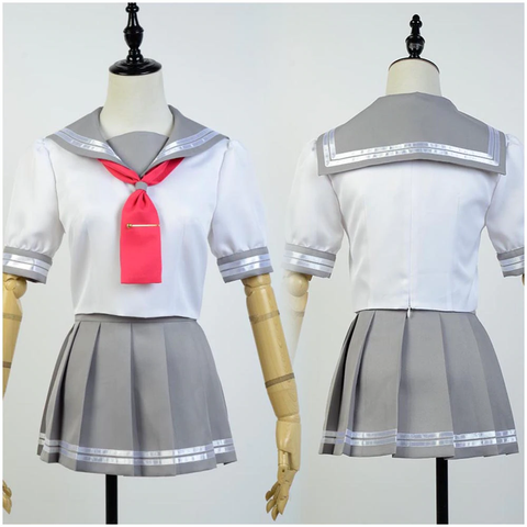 Love Live! Sunshine!! Aqours Schule Uniform Cosplay Kostüm