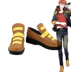 Mystic Messenger 707 EXTREME Saeyoung / Luciel Choi 7 Cosplay Schuhe