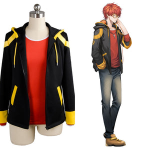Mystic Messenger 707 EXTREME Saeyoung/Luciel Choi 7 Outfit Cosplay Kostüm
