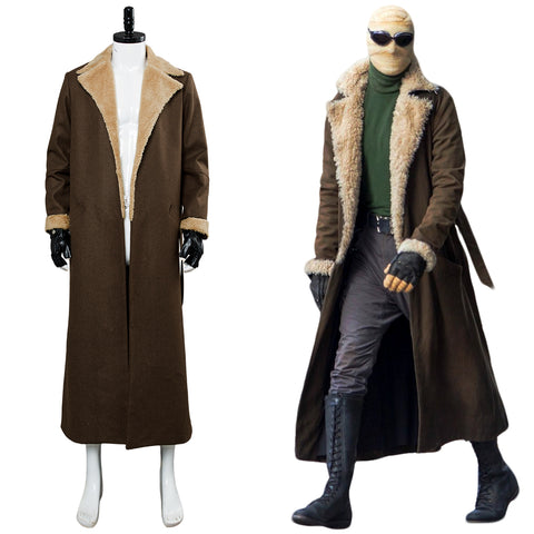 Negative Man Doom Patrol DC Superheld Matthew Bomer Mantel Cosplay Kostüm