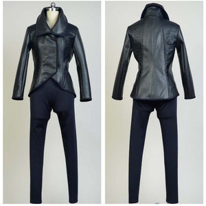 Once Upon A Time – Es War Einmal Emma Swan Cosplay Jacke Hose Kostüm