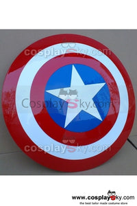 Captain America Avengers 4 Waffe Shield Cosplay Shild Requisiten