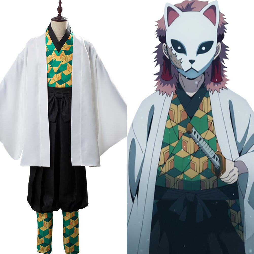 Sabito Kostüm Demon Slayer: Kimetsu no Yaiba Sabito Cosplay Kostüm