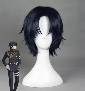 Seraph of the End Guren Ichinose Cosplay Perücke
