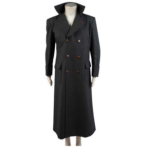 Sherlock Holmes Cape Mantel Cosplay Kostüm -Wolle Version