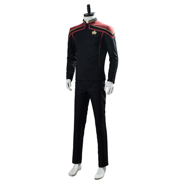 Star Trek Picard Jean-Luc Picard Cosplay Kostüm Uniform