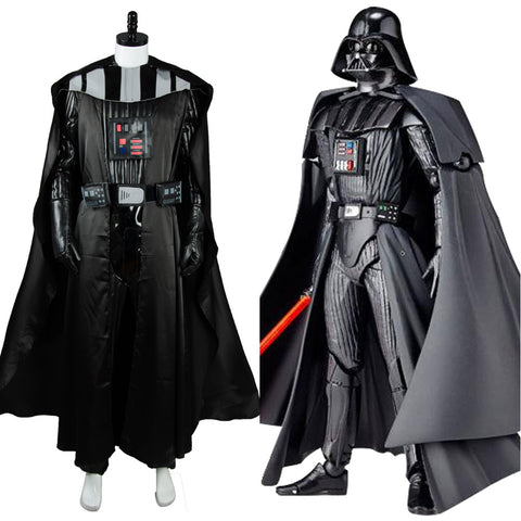 Star Wars Darth Vader Cosplay Kostüm Deluxe Version Maßfertig
