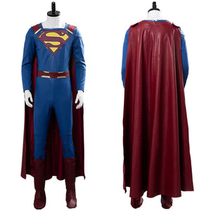 Supergirl 2 Superman Jumpsuit Cosplay Kostüm NEU
