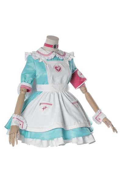 The Idolmaster Cinderella Girls Yumemi Riamu Kleid Cosplay Kleid Kostüm Version B