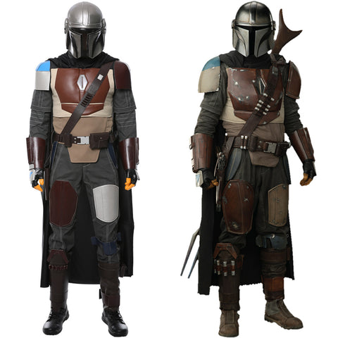 The Mandalorian Kostüm Cosplay Kostüm Set Star Wars
