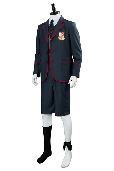 The Umbrella Academy Teenagern Schuluniform Cosplay Kostüm Uniform