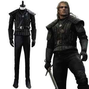 The Witcher Der Hexer Cavill Geralt Cosplay Kostüm