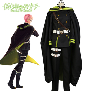 Yoichi Saotome Seraph of the End Uniform Cosplay Kostüm