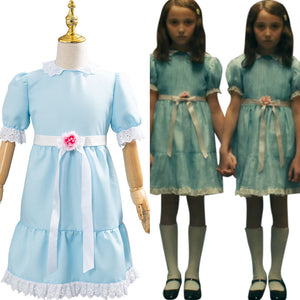 Doctor Sleep Doctor Sleeps Erwachen Zwillinge Kleid Cosplay Kostüm für Kinder