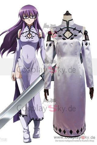 Akame ga KILL! Night Raid Cosplay Kostuem Sheele Kleidung
