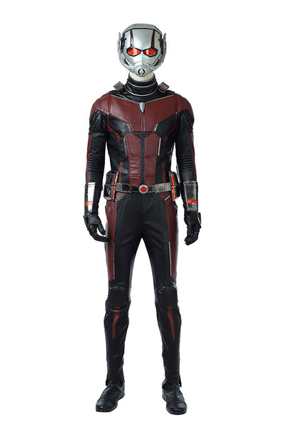 Ant-man and the Wasp Ant-Man Cosplay Kostüm Superhero Superheld Jumpsuit für Halloween