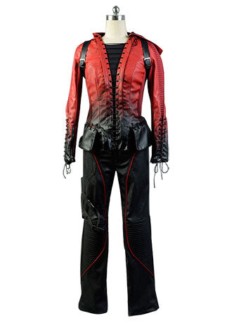 Arrow Season 4 Speedy Thea Queen Red Cosplay Kostüm