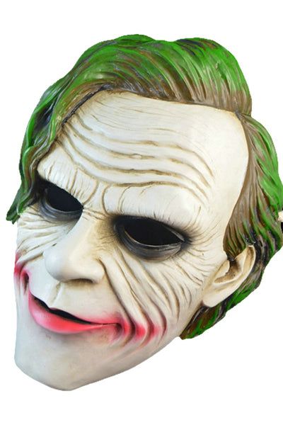 Batman The Joker ABS Cosplay Maske für Halloween The Dark Knight Maske