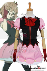 Beyond the Boundary Mirai Kuriyama Cosplay Kostüm Idol Anzug