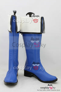 Beyond the Boundary Mitsuki Nase Stiefel Cosplay Schuhe