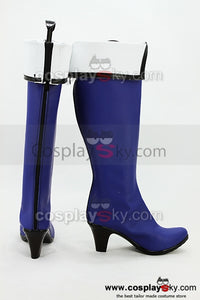 Beyond the Boundary Mitsuki Nase Cosplay Stiefel Schuhe Idol Version
