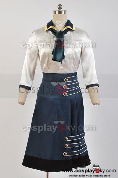 Bioshock Infinite Elizabeth Uniform Cosplay Kostüm