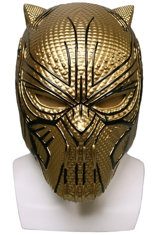 Black Panther supervillain Erik Killmonger Maske Marvel Cosplay Maske Requisite Karneval Halloween