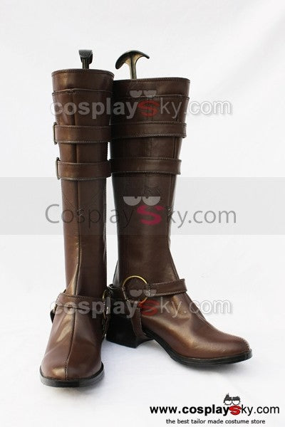 Blue Exorcist Ao no Exorcist Mephistopheles Cosplay Stiefel