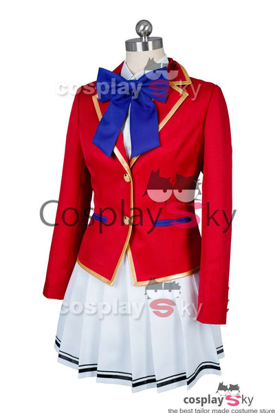 Classroom of the Elite Horikita Suzune Schuluniform Cosplay Kostüm