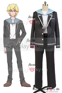 Cute High Earth Defense Club LOVE! Defense Club Yumoto Hakone Grade One Uniform Cosplay Kostüm