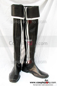 D.Gray-man DiSha Cosplay Stiefel Schuhe