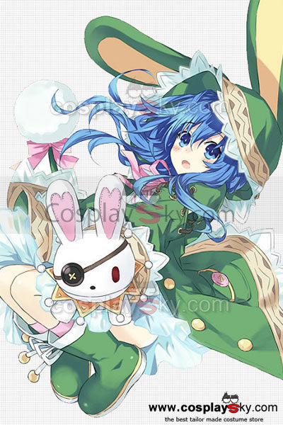 DATE A LIVE Yoshino Lovely T-shirt Tee Costume