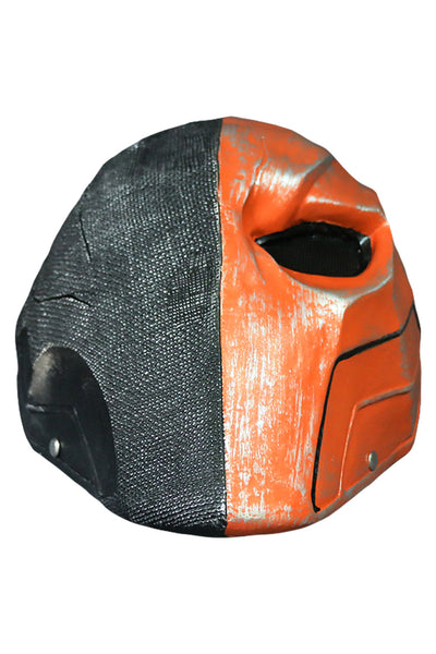 DC Justice League Deathstroke the Terminator Maske Cosplay Zubehör