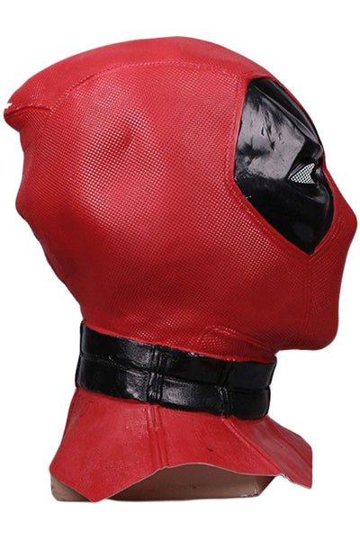 Deadpool 2 Wade Wilson Cosplay Maske