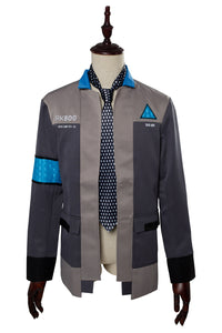 Detroit: Become Human Connor RK800 Uniform Cosplay Kostüm Top