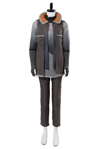 Detroit: Become Human KARA Code AX400 Cosplay Kostüm Uniform