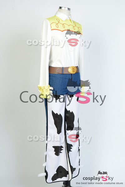 Disney Toy Story The Yodeling Cowgirl Jessie Outfit Cosplay Kostüm